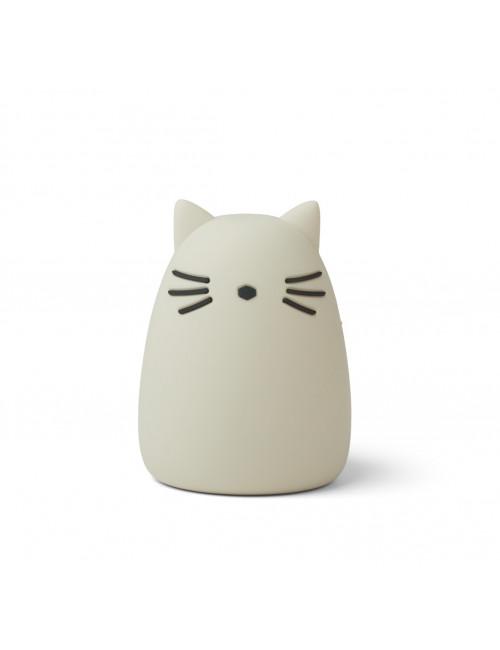 Nachtlampje Winston (oplaadbaar USB) | kat sandy
