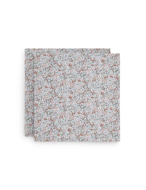 Hydrofiele Doek 115x115cm (set van 2) | bloom