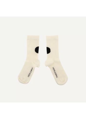 Sokken Graphic Shape | milk & black