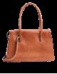 Handtas Kate   cognac stromboli leather