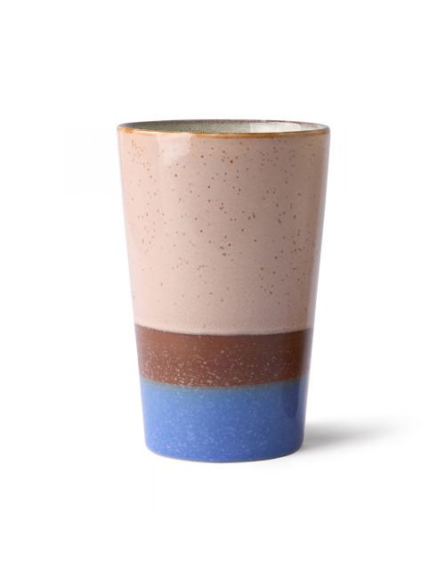 70's Ceramics Tea Mug | sky