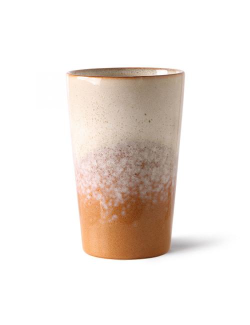 70's Ceramics Tea Mug   jupiter