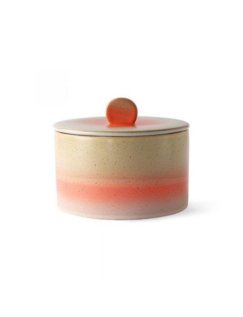 70's Ceramics Cookie Jar   venus