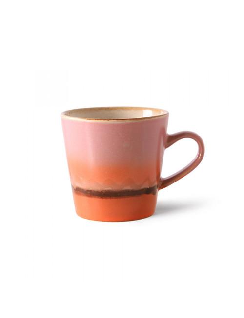 70's Ceramics Americano Mug | mars