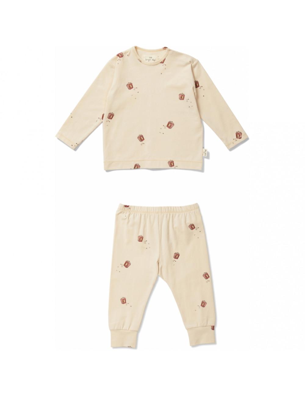 Pyjama Rio Set | popcorn