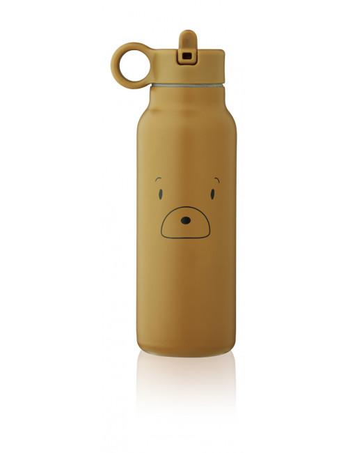 Falk Drinkfles 350ml   mr bear golden