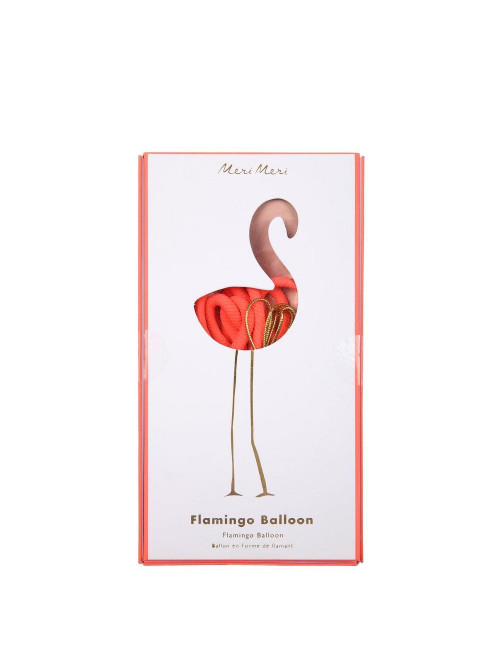 Flamingo Folie Ballon