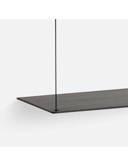 Stedge Add-on Wandplank | zwart