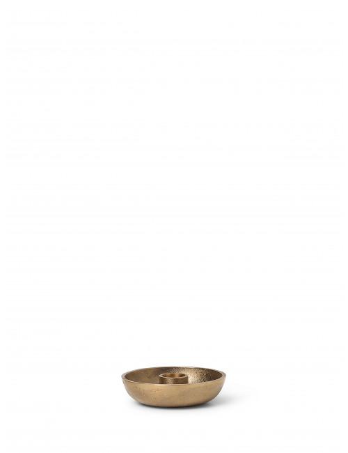 Kandelaar Bowl | goud