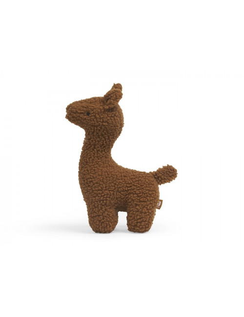 Knuffel Lama | caramel