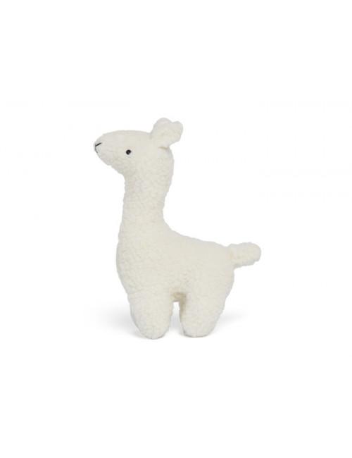 Knuffel Lama   off-white