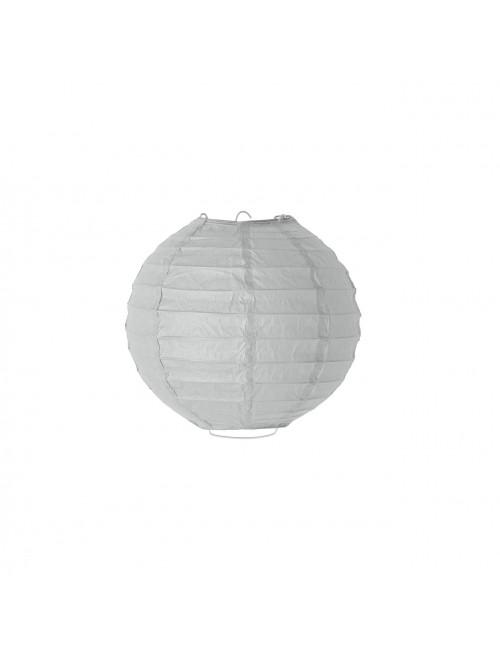 Lampion Papier   grijs