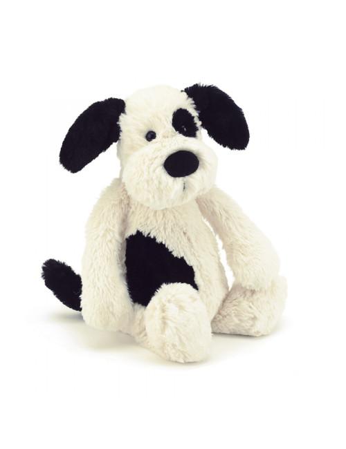 Knuffel Bashful Puppy | balck&cream/medium