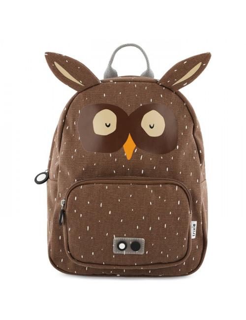Rugzak Mr Owl | bruin