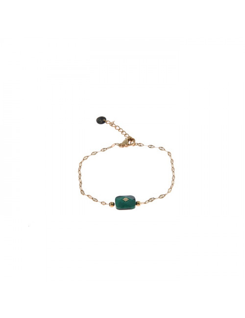 Armband | groen