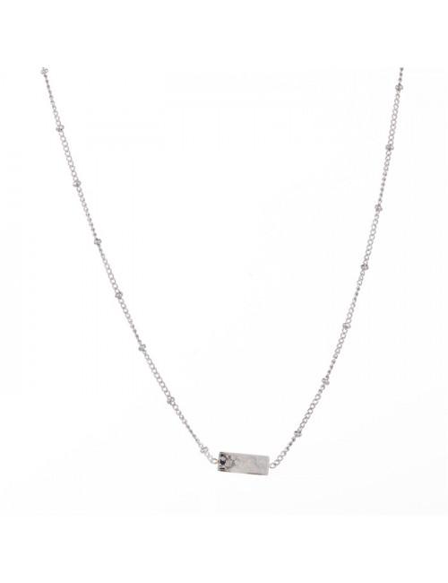 Halsketting Zilver