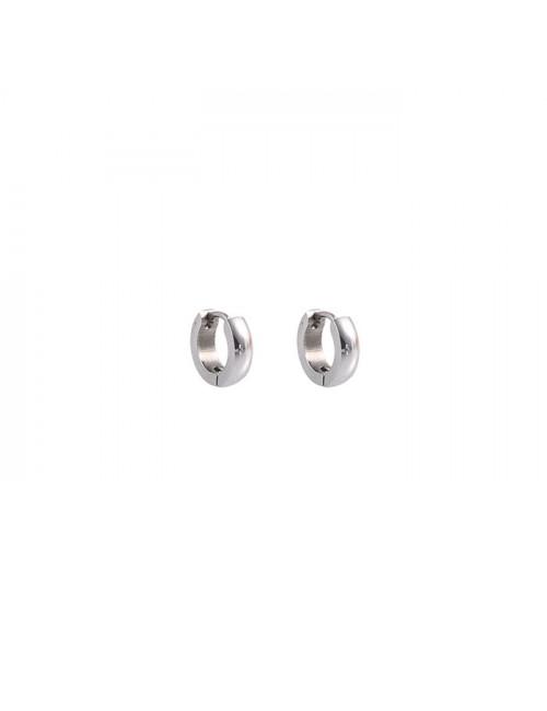Oorbellen (set van 2) Zilver | 11mm