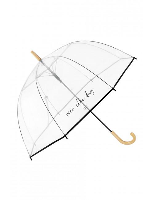 Paraplu Large   vier elke dag