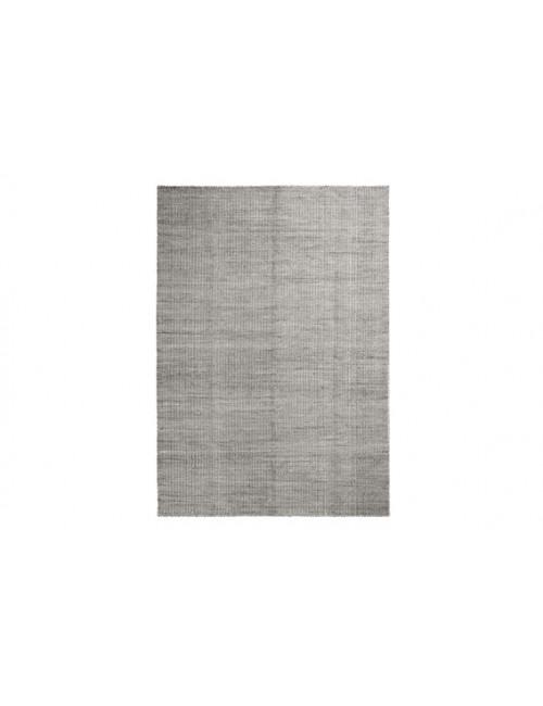 Tapijt Moiré Kelim   grijs, 300x400cm
