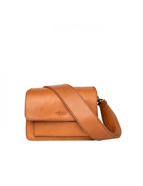Handtas Harper Mini | cognac classic leather