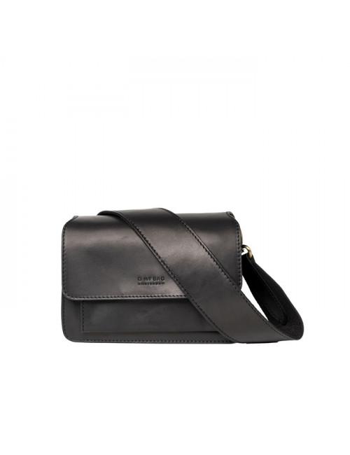 Handtas Harper Mini | black classic leather