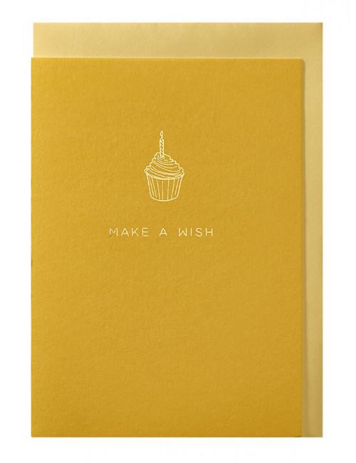 Wenskaart | make a wish