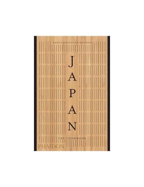 Boek Japan The Cookbook