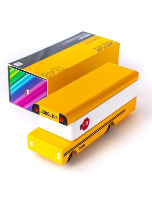 Schoolbus | geel