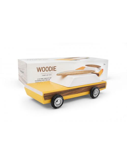 Candycar met Surfplank   woody