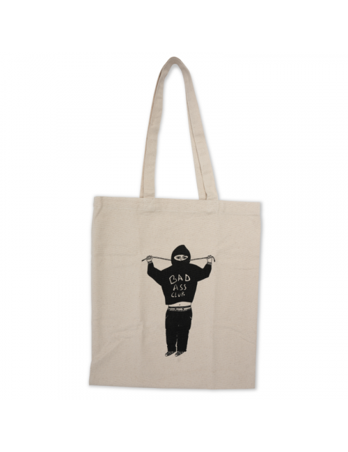 Tote Bag | bad ass club
