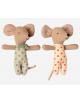 Muis Baby Tweeling | in luciferdoosje