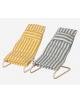 Strandstoeltjes (set van 2) | muisjes