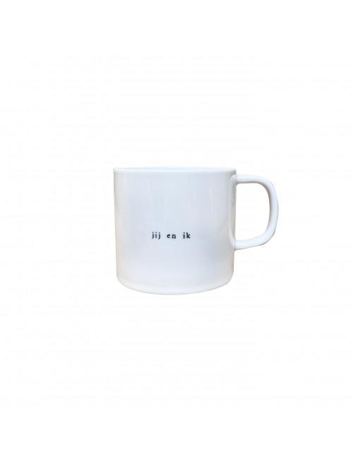 Koffiemok | jij en ik